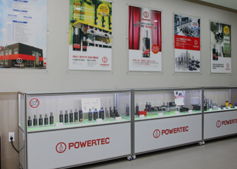 PowerTec - Dyrable and Powerful Gas Spring